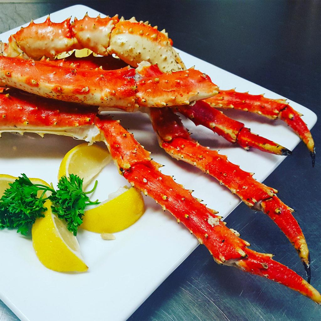 Alaskan Red King Crab