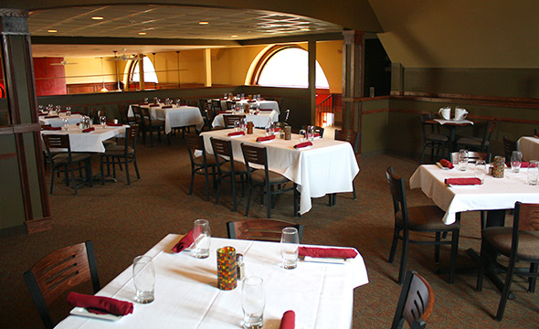 Pogreba Restaurant Mezzanine