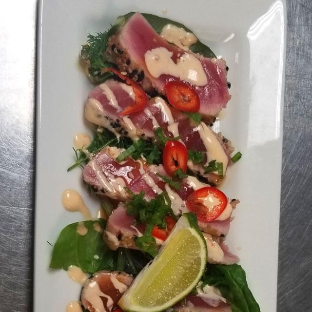 Sushi Grade Ahi Tuna