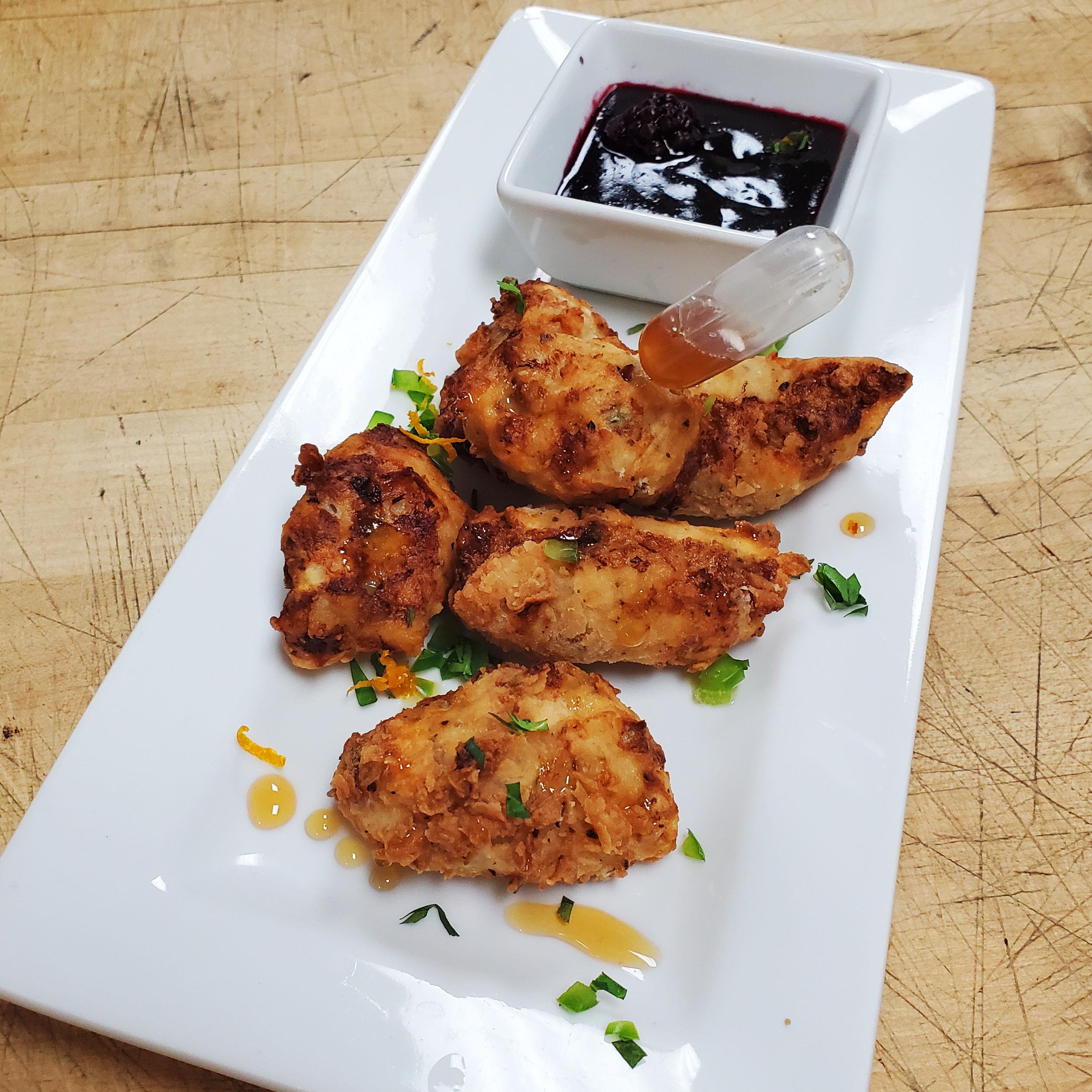 Jalapeno & Rye Whiskey Chicken Nuggets